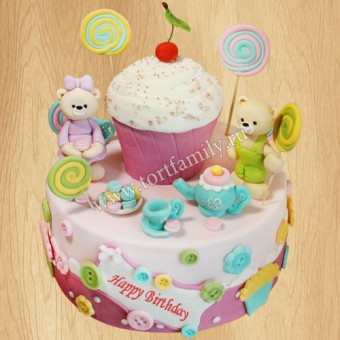 Торт №: D212