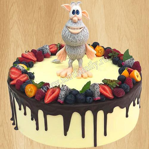 Кремовый торт Буба