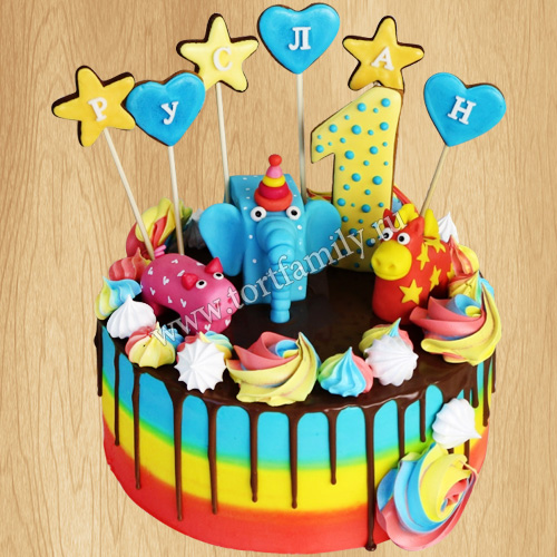 Торт №: D2158