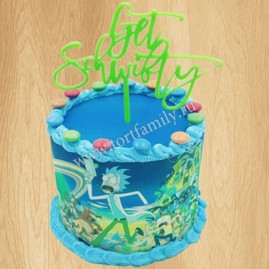Торт №: D2166