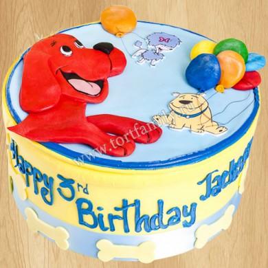 Торт №: D2183