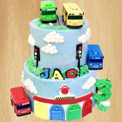 Торт №: D2232