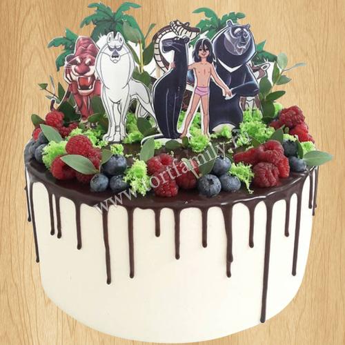 Торт №: D228