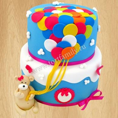 Торт №: D235