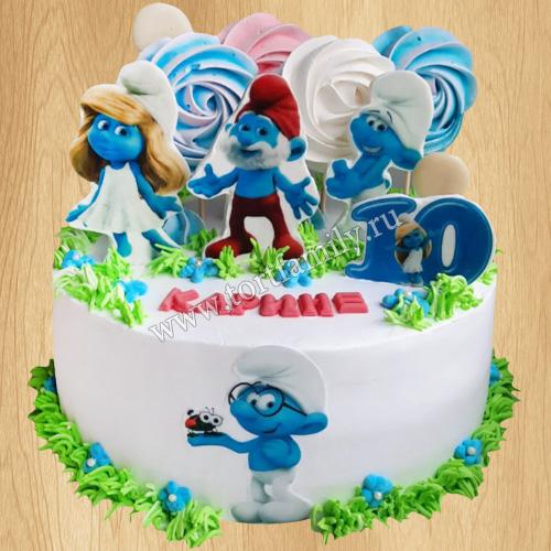 Торт №: D240