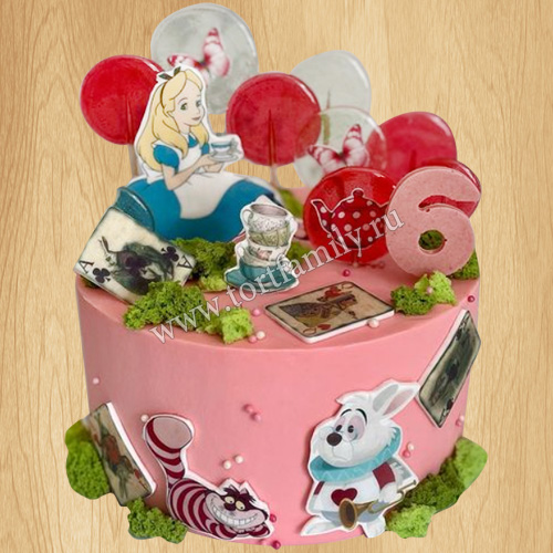 Торт №: D243