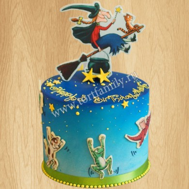 Торт №: D257