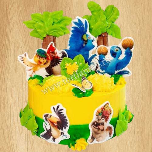 Торт №: D261