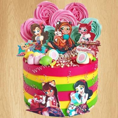 Торт №: D2634