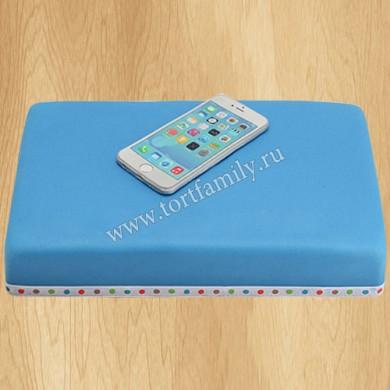 Торт айфон на день рождения