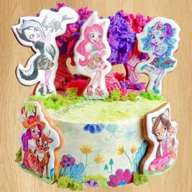Торт №: D2654