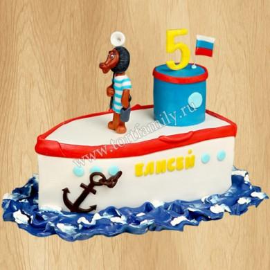 Торт Подлодка