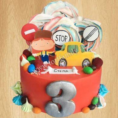Торт №: D2761