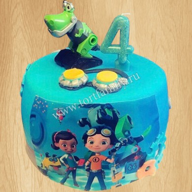 Торт для ребенка 4 года