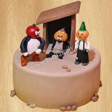 Торт №: D2763