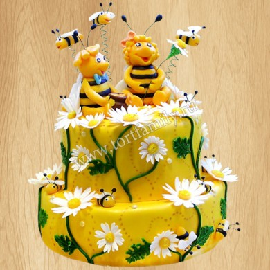 Торт №: D277