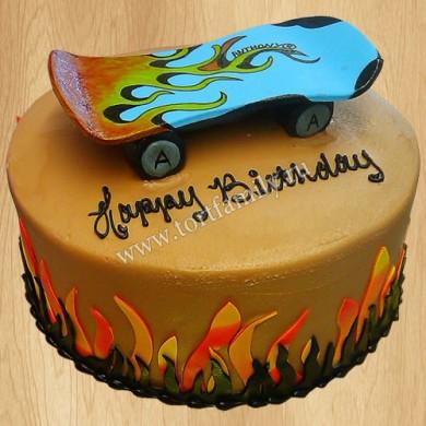 Торт №: D280