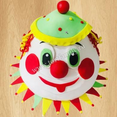 Торт ребенку на 3 года