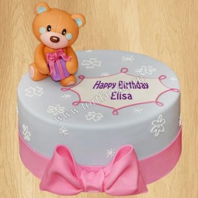 Торт №: D304