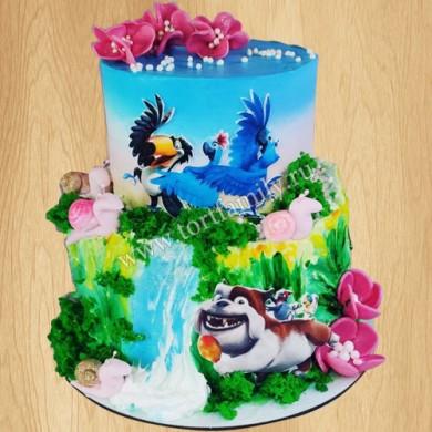 Торт №: D306