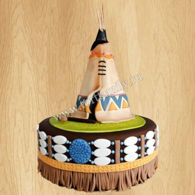 Торт №: D317