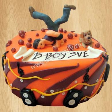 Торт №: D318