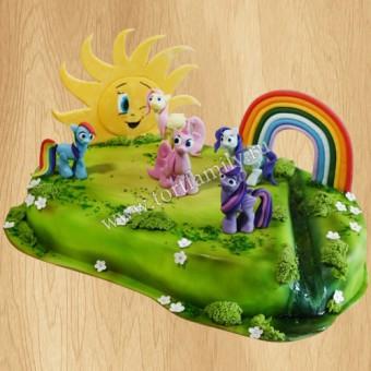 Торт №: D32