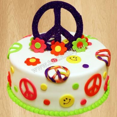 Торт №: D320