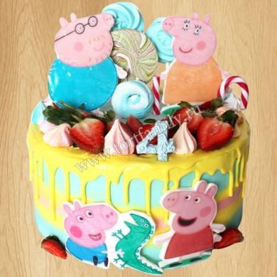 Торт №: D324
