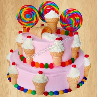 Торт №: D330