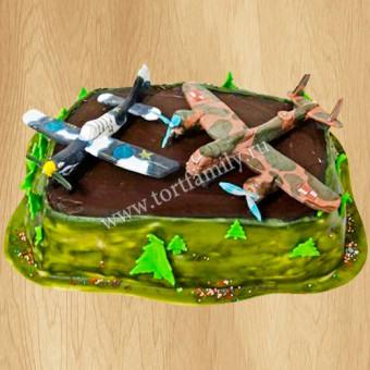 Торт №: D343