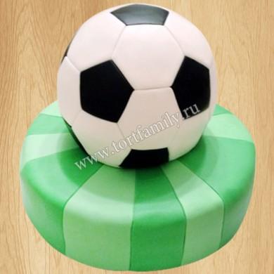 Торт мужчине футболисту