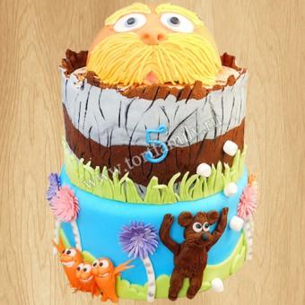 Торт №: D358
