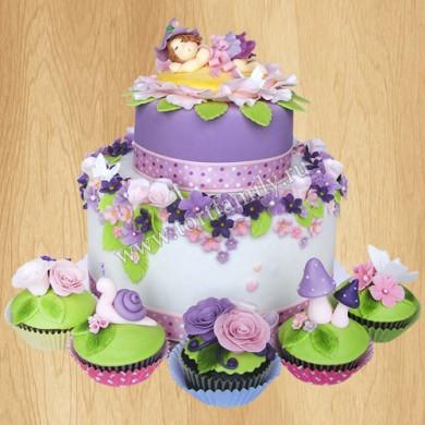 Торт №: D365