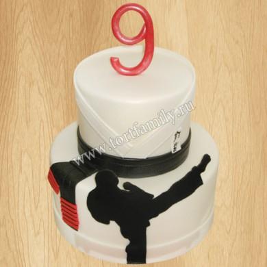Торт №: D378