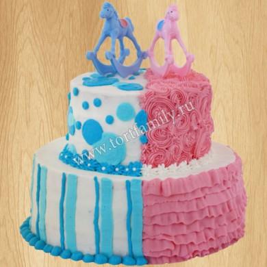 Торт №: D379