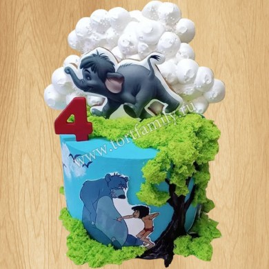 Торт №: D394