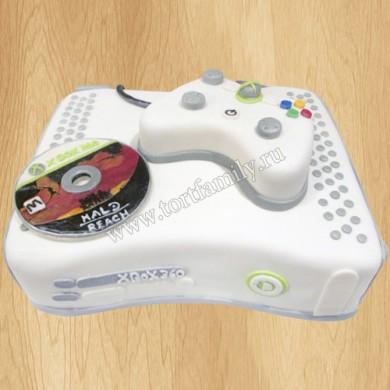 Торт приставка Microsoft Xbox 360 Elite