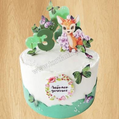 Торт №: D405