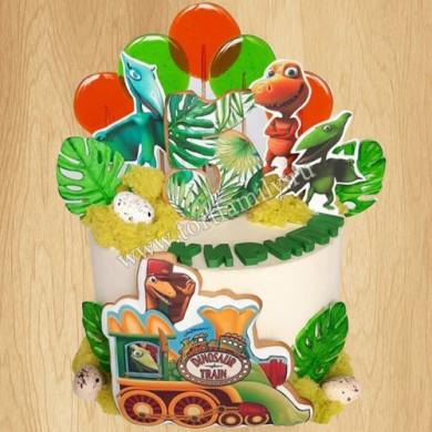 Торт №: D432