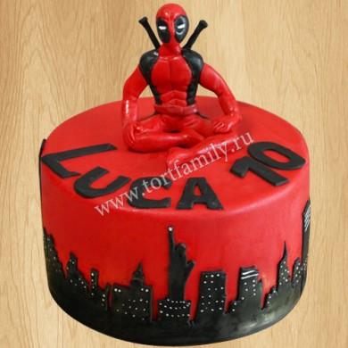 Торт №: D442