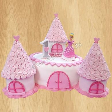 Торт 1 год двойняшкам