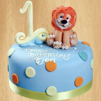 Торт №: D454
