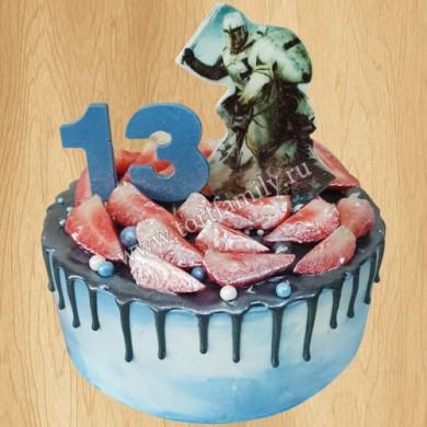 Торт №: D479