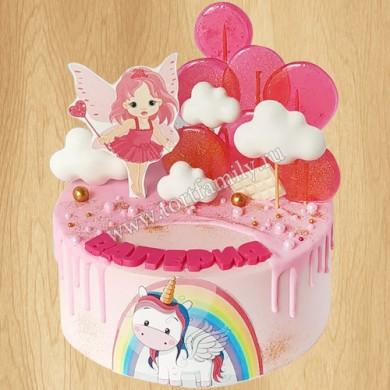 Торт №: D487