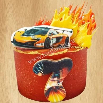 Торт №: D505