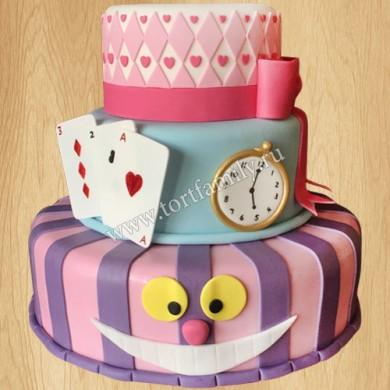 Торт №: D514
