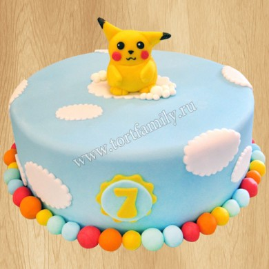 Торт №: D522