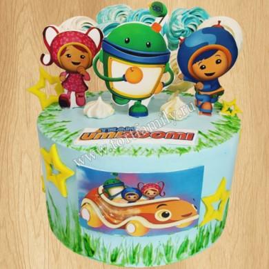 Торт на ДР 2 года