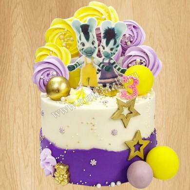 Торт №: D529